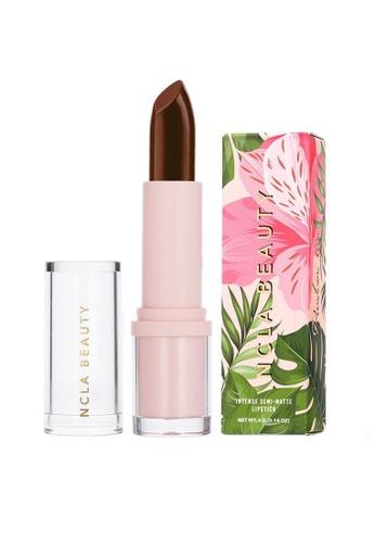 NCLA NCLA Semi-Matte Lipstick - Los Feliz Lolita 4g C8E6CBE246CADEGS_1