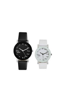Couple Watch with the Unique Design