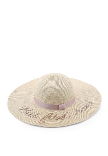 Buy ALDO Gwodia Straw Floppy Hat Online on ZALORA Singapore b67d830b6b2