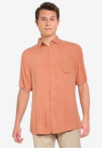Cotton On multi Cuban Short Sleeve Shirt 40C9CAA6BC7739GS_1