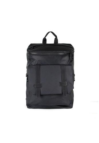 Alef black Alef Featherweight Backpack in Black 9CC83AC81BD8D6GS_1
