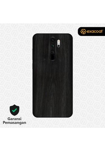 Exacoat Xiaomi Redmi Note 8 / Note 8 Pro 3M Skins Wood Series - Wood Ebony EFD57ES0BE4FC4GS_1