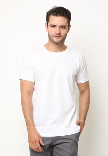 17seven Original white Tshirt 003-BASIC-WHT 9505AAAF98F759GS_1