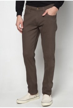 Low Rise Slim Tapered Pants