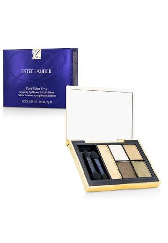 Estée Lauder ESTÉE LAUDER - Pure Color Envy Sculpting Eyeshadow 5 Color Palette - 09 Fierce Safari 7g/0.24oz 4F402BE983B8A6GS_1