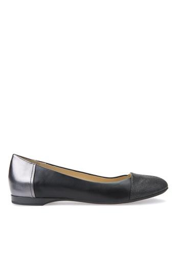 Geox black D Lamulay Ballerina 78E7FSHCA08F4FGS_1