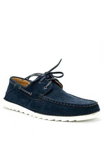 Mario D' boro Runway navy MS 40868 NAVYBLUE Casual Shoes F7706SH8FED4F6GS_1