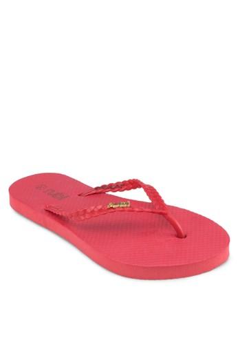 Ruzalora 評價bi 基本款夾腳拖, 女鞋, 鞋