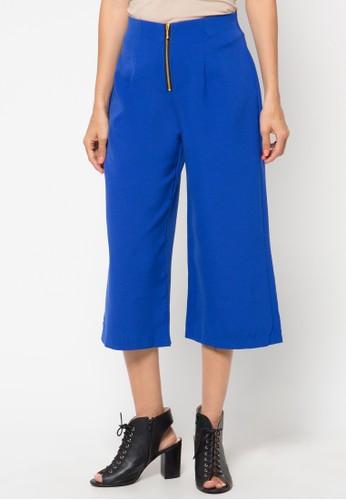 Raspberry blue Camila Culotes Pants RA572AA46RHPID_1