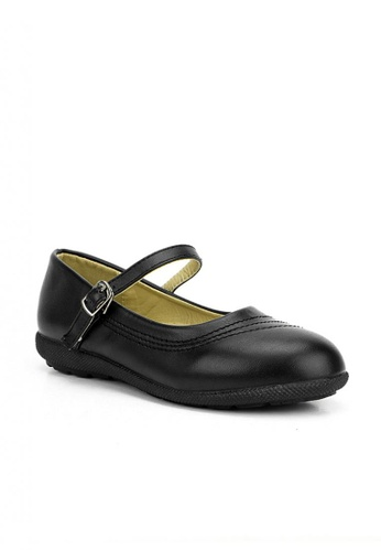 Mario D' boro Runway black CS 25564 Black School Shoes B4E38KSE735229GS_1