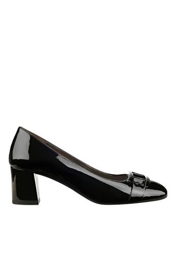 Easy Spirit black ESROLDANA Patent Dress Shoes 61831SHE9214E8GS_1