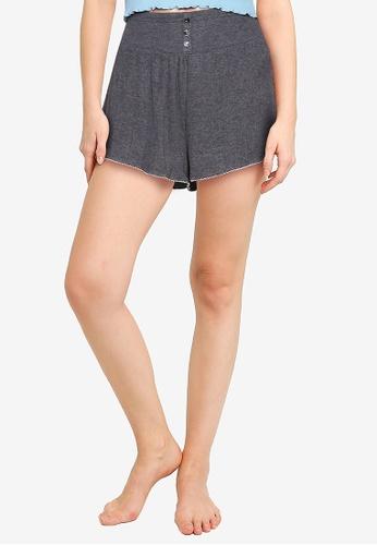 GAP grey Pointelle Shorts 748A5AA47F0BB0GS_1