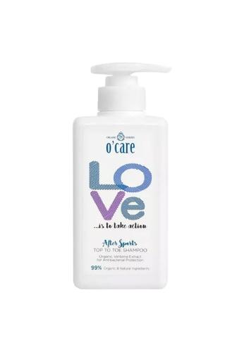 O'care O'care After Sports Top to Toe Shampoo 500ml 153C2BEF42250AGS_1