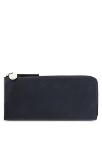 Esprit navy Small Wallet ES374AC0T17MMY_1