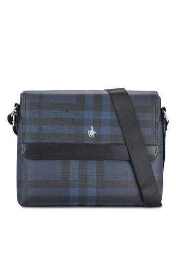 Swiss Polo blue Swiss Polo Fashion Bag SW912AC17XFMMY_1
