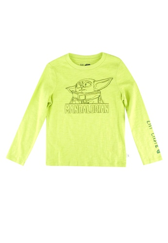 GAP green Star Wars Graphic T-Shirt 6C74DKA34595C3GS_1
