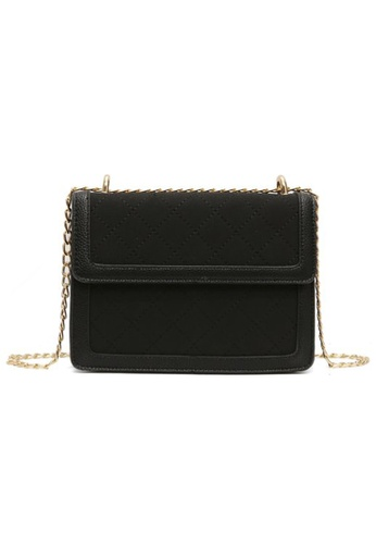 Lara black Women's Simple Crossbody Bag 9945CACE47C59AGS_1