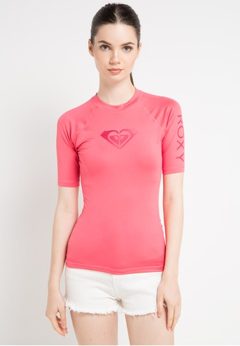 Roxy red Whole Hearted Ss 1B666USB82AA90GS_1