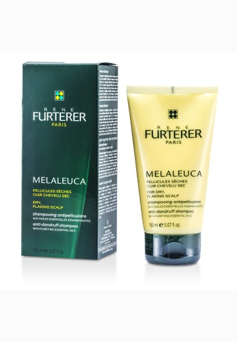 Rene Furterer RENE FURTERER - Melaleuca Anti-Dandruff Ritual Anti-Dandruff Shampoo (For Dry, Flaking Scalp) 150ml/5oz C6BF0BE5A5201DGS_1