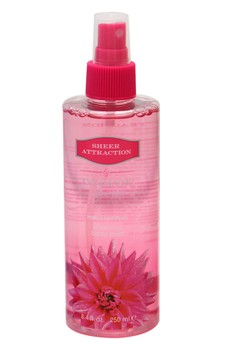 Intimate Secret Strawberry Sheer Attraction Fragrance Body Mist 250ml