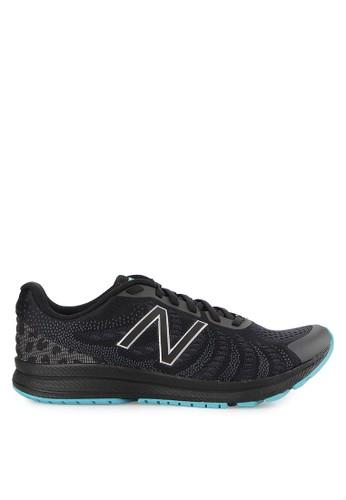 New Balance black Rush Fuel Core Performance Running Shoes NE382SH0VMXBID_1