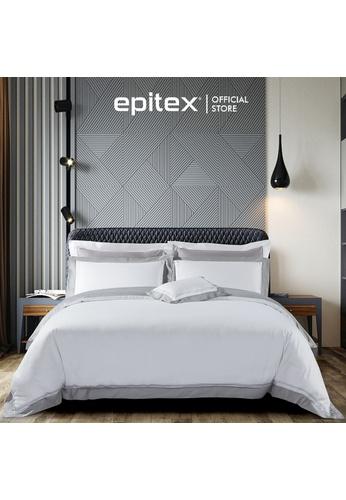 Epitex Epitex Hotel Collection 1200TC 100% Egyptian Cotton EH2304-1 Bedsheet. 7BCFEHLB56E4F9GS_1