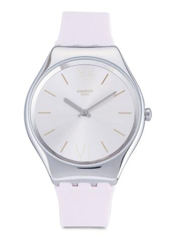 Swatch pink Skin Lavanda Watch 2EA43AC7561233GS_1