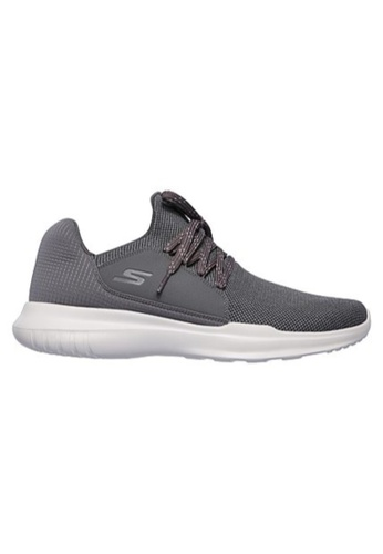 Skechers grey SKECHERS MEN GORUN MOJO  - 54360CHAR 13EADSH7744FE6GS_1