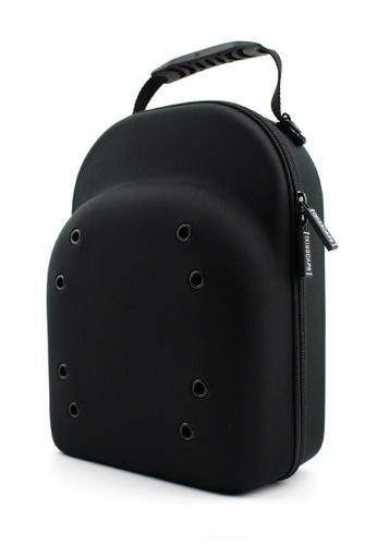 DOSSCAPS black 6-Pack Cap Carrier DO290AC07CZSMY_1
