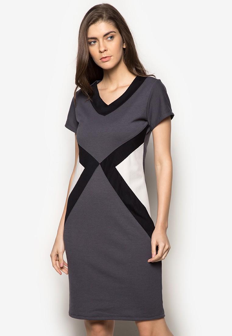 Mika Sheath Dress