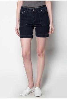 Modified Fashion Bermuda Short St. Denim Mid Waist
