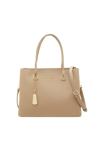 Valentino Creations beige Valentino Creations Rossie Handbag E1DEBACE02D0FBGS_1