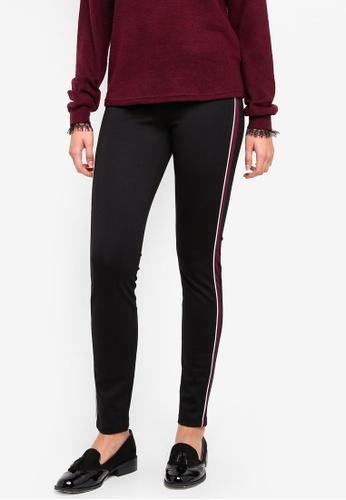 Vero Moda black Essie Track Pants D143DAA5E8B7BEGS_1