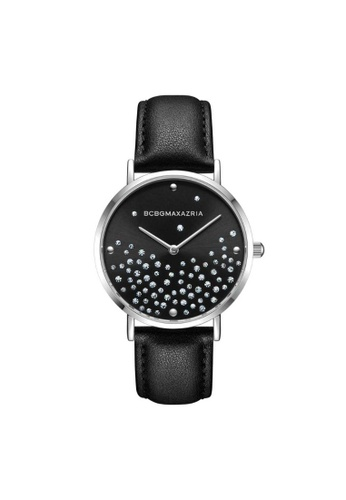 BCBG black and silver Bcbgmaxazria BG50669004 Women's Watch 0D0B5AC6B23032GS_1