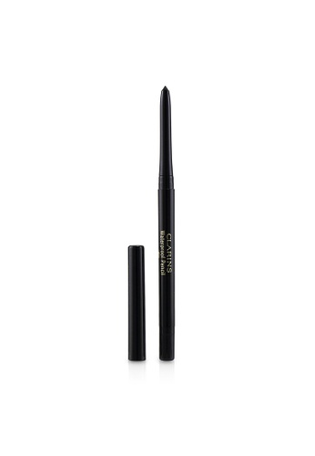 Clarins CLARINS - Waterproof Pencil - # 01 Black Tulip 0.29g/0.01oz 96DA3BEE8CD419GS_1