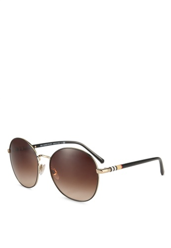 05fb504ce31fae Buy Burberry Burberry BE3094 Sunglasses Online on ZALORA Singapore