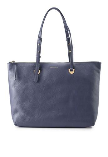 Coccinelle grey Lea Tote Bag CD6A8AC86A6368GS_1