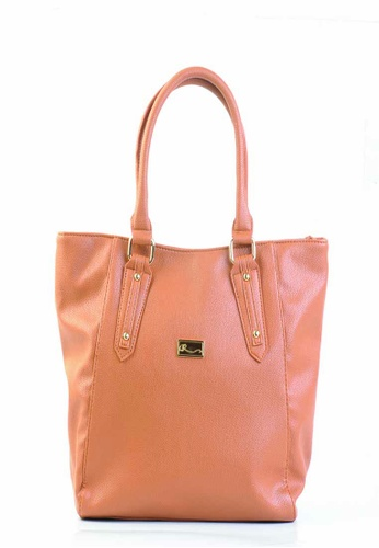 AR by Alfio Raldo brown Casual Weekend Bag AR107AC68SWXMY_1