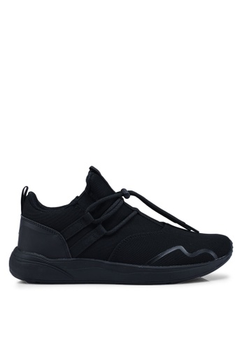 Call It Spring black Jogr Lace Up Sneakers 3932FSH700BC3EGS_1