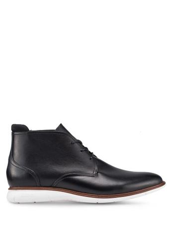 ALDO black Chienia Chukka Boots 12D52SH2E82D86GS_1