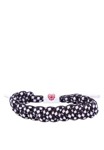 Rastaclat multi Shoelace Bracelet: Chex Mix RA072AC0JYOKPH_1