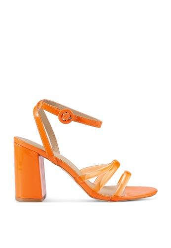 Bebo orange Aurora Heels 37368SHC778F08GS_1