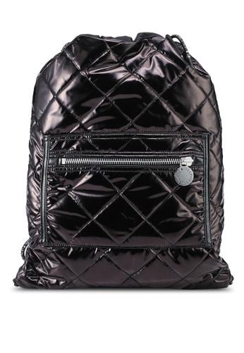 La Fille Des Fleurs black Nebula Space Backpack DB200ACF8A115CGS_1