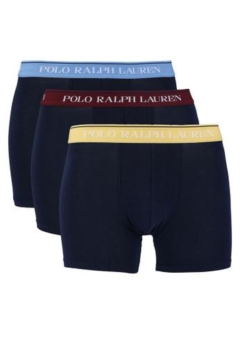 Polo Ralph Lauren multi 3-Pack Boxer Briefs 7BB16USC574CC6GS_1