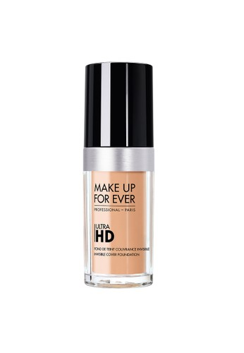 MAKE UP FOR EVER beige ULTRA HD FOUNDATION - Fluid Foundation 30ML R300 41D90BE3DCF9F8GS_1