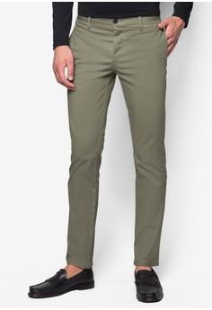 Stretch Slim Chino Trousers