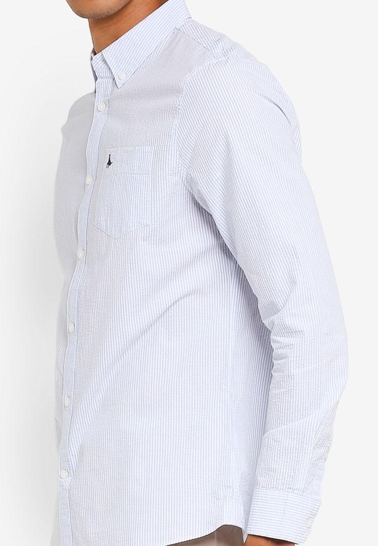 Blue Jack Wills Hinchcliffe Sky Shirt 8qw1qF6
