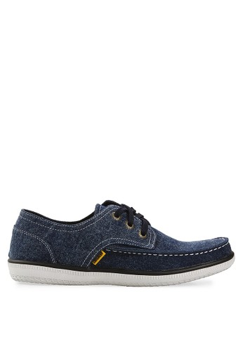 CATCHEER navy Ronald Loafers CA976SH55YJOID_1