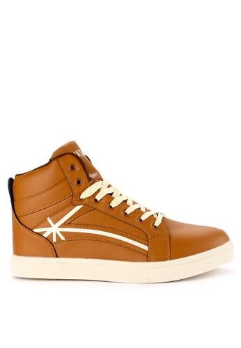 Rocklander brown Rocklander Sneakers RO753SH0VG65ID_1