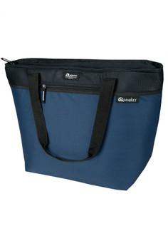 Thermal Tote 56 Navy Grocery Bag